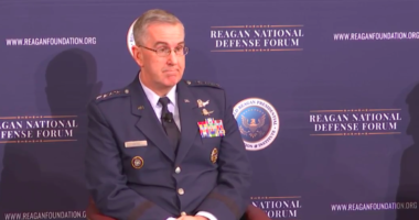 Gen. John Hyten, commander of U.S. Strategic Command