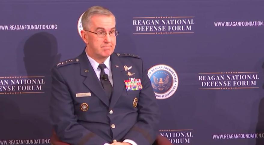 Gen. John Hyten, commander of U.S. Strategic Command