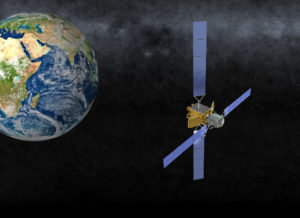 MEV Orbital ATK Space Logistics