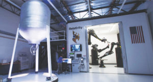 relativity space aims to 3d print entire launch vehicles