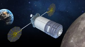 thales alenia working with three companies on deep space gateway concepts