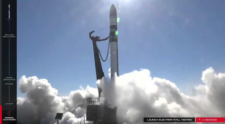 'Still Testing' Rocket Lab launch called off again