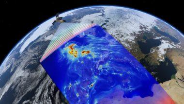 ESA Sentinel 5P Copernicus