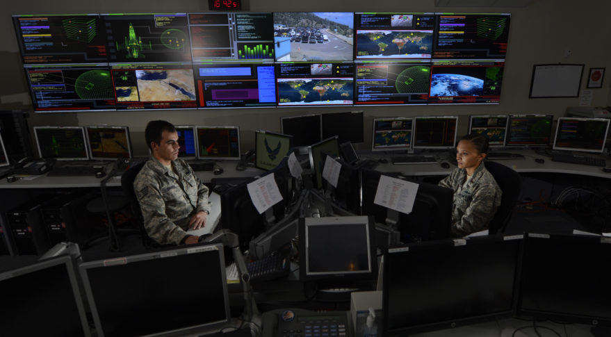 Pleasant Air Force Launches New Project To Update Missile Warning Ground Software Spacenews Com Download Free Architecture Designs Embacsunscenecom