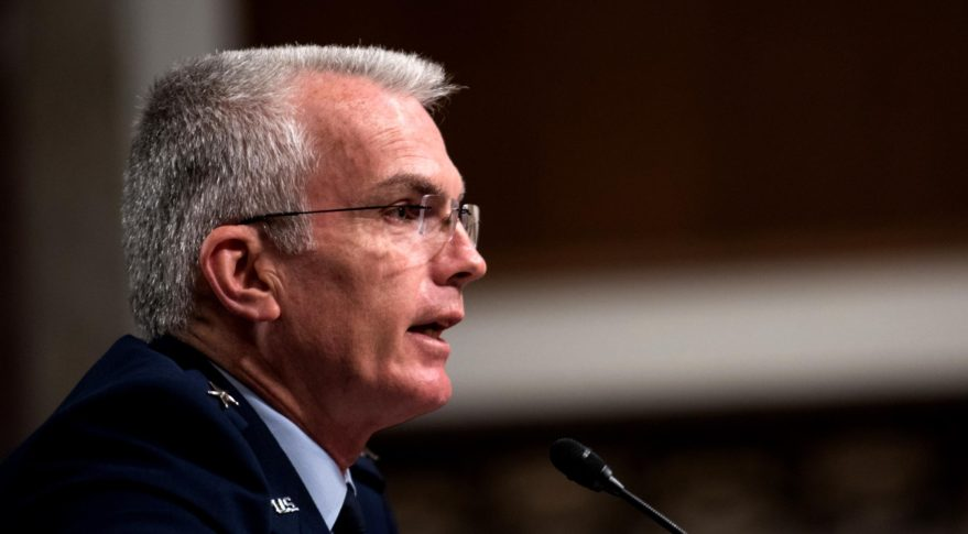 Gen. Paul Selva, vice chairman of the Joint Chiefs of Staff. Credit: DoD