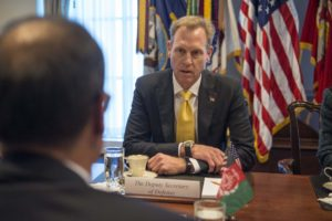 Deputy Defense Secretary Patrick Shanahan. (DoD photo)