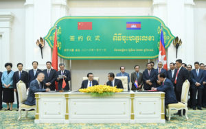 cambodia to buy chinese satellite as relations tighten on belt and road initiative