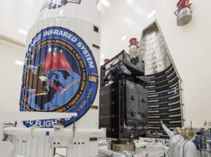 new u s missile warning satellite set for launch at cape canaveral