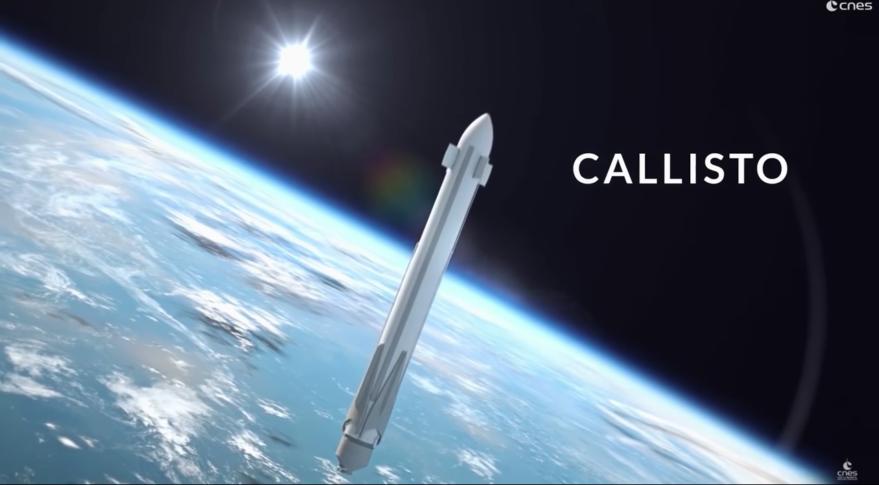 Callisto CNES reusability