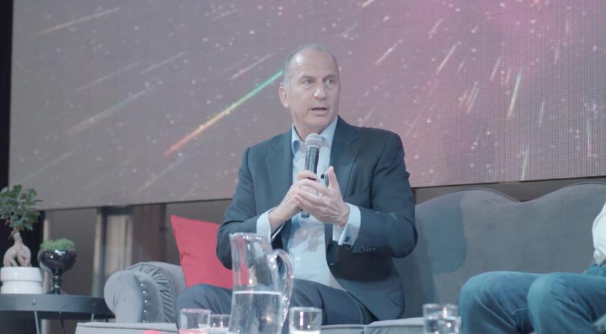 Cliff Beek speaking at a Virgin Orbit event_preview