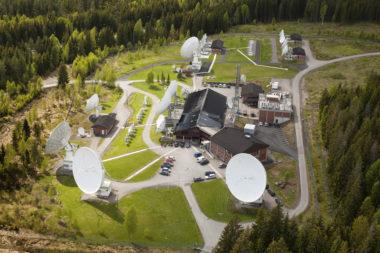 Telenor Satellite Nittedal Teleport