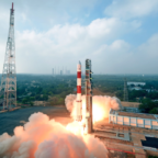 PSLV-C40 ISRO