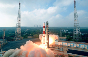 isro launches pslv return to flight mission with 31 satellites