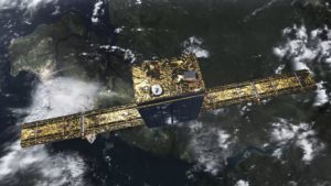 finnish president signs space act as country s first commercial sar microsatellite launched
