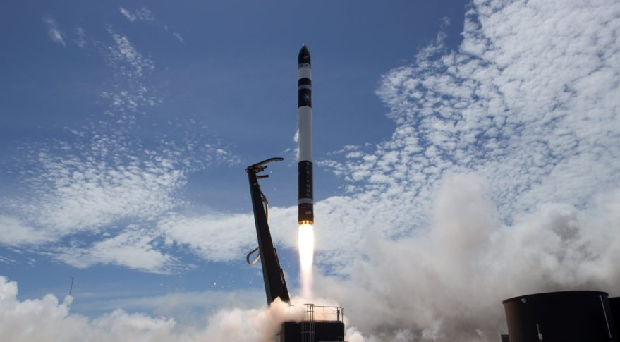 Rocket Lab Electron launch