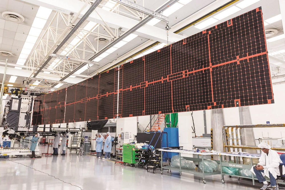 Solar Panel Suppliers Adjust To Geo Satellite Slowdown