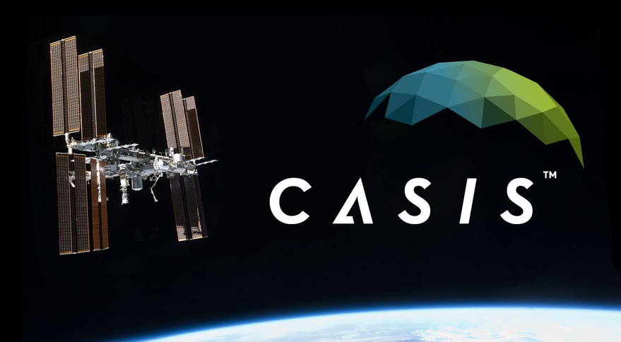 CASIS ISS logo