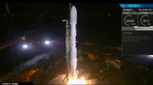 spacex launches classified payload to kick off busy year