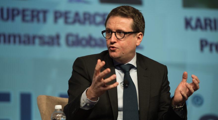 Rodolphe Belmer, CEO, Eutelsat Satellite 2016