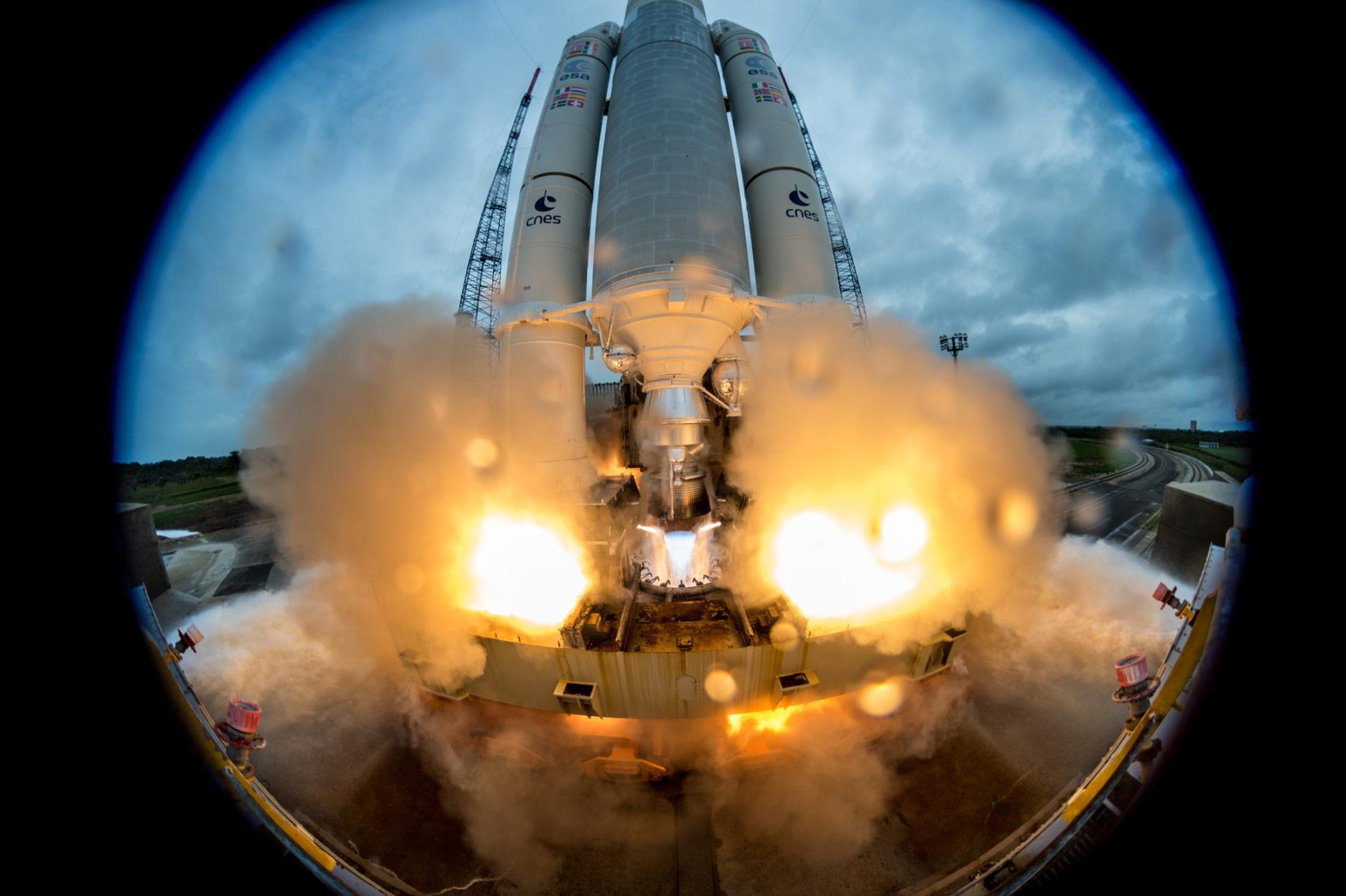 Ariane 5 Galileo VA240 Arianespace