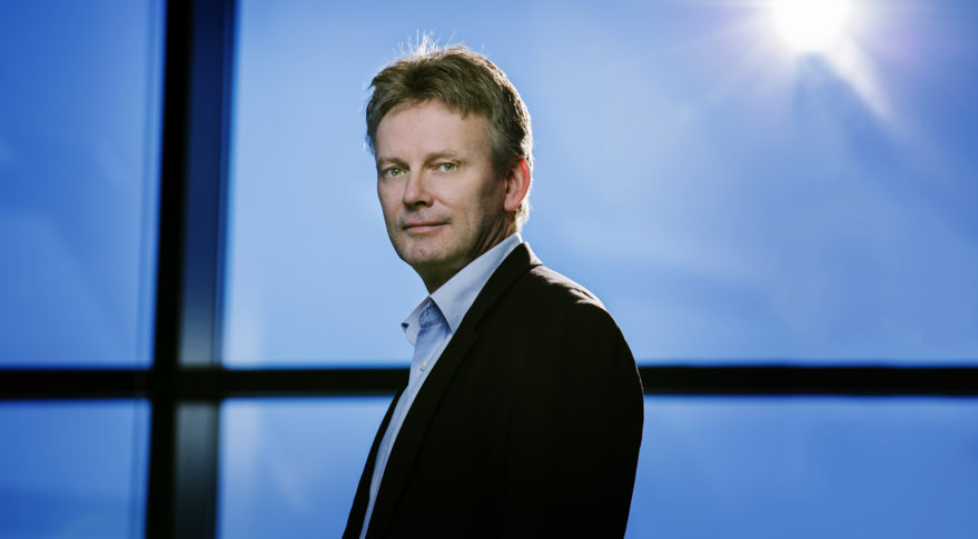 Morten Tengs CEO Telenor Satellite
