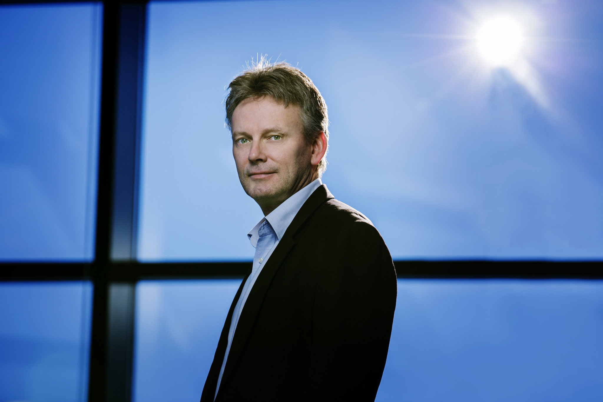 Morten Tengs CEO Telenor Satellite