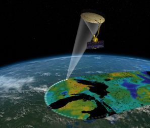 Soil Moisture Active Passive is the only one of 15 NASA Earth science missions recommended in the 2007 decadal survey that has flown. Credit: NASA