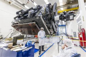 Boeing satellite