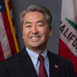 California Assemblyman Al Muratsuchi is promoting legislation to create a California Aerospace Commission.