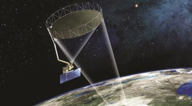 So far, NASA has launched just one of the 15 missions recommended in the 2007 Earth science decadal survey: the Soil Moisture Active Passive, or SMAP, mission. The $915 million mission launched Jan. 31, 2015. Less than six months later, its radar failed but its radiometer continues to function.