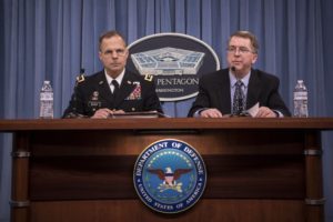 USD(C) Norquist and Lt. Gen. Ierardi brief media on FY19 Defense Budget