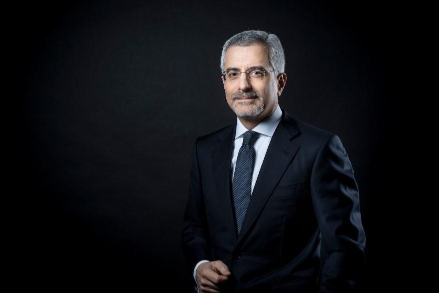 Karim Michel Sabbagh SES CEO