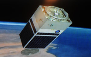 army s imaging satellite up and running but its future is tbd