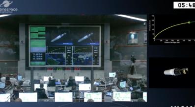 VA241 Ariane 5 Arianespace Anomaly