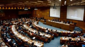 un committee approves space sustainability guidelines