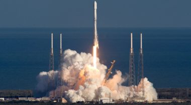 SpaceX Falcon 9 GovSat-1