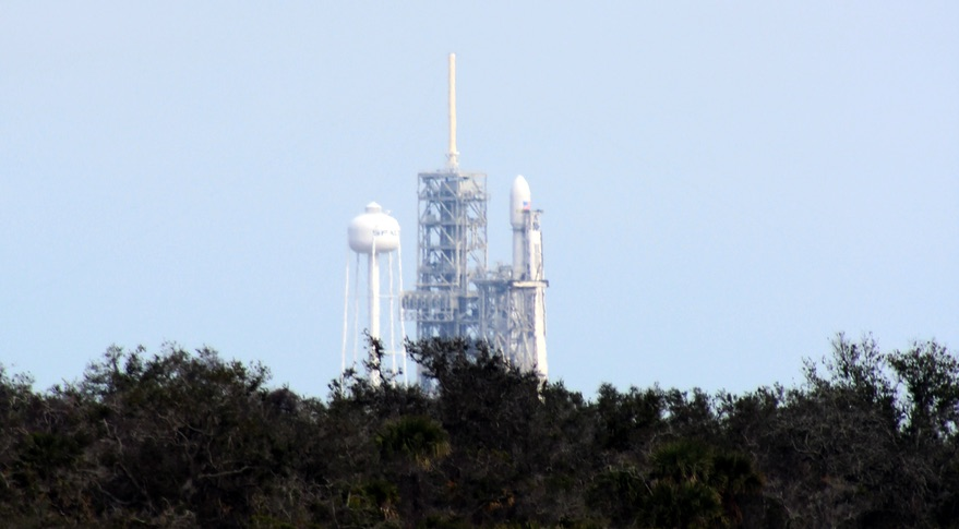 SpaceX Secures Air Force Launch with Falcon Heavy