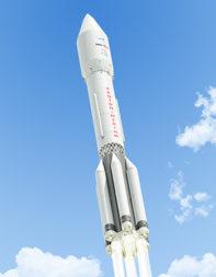 ILS Proton Medium rocket