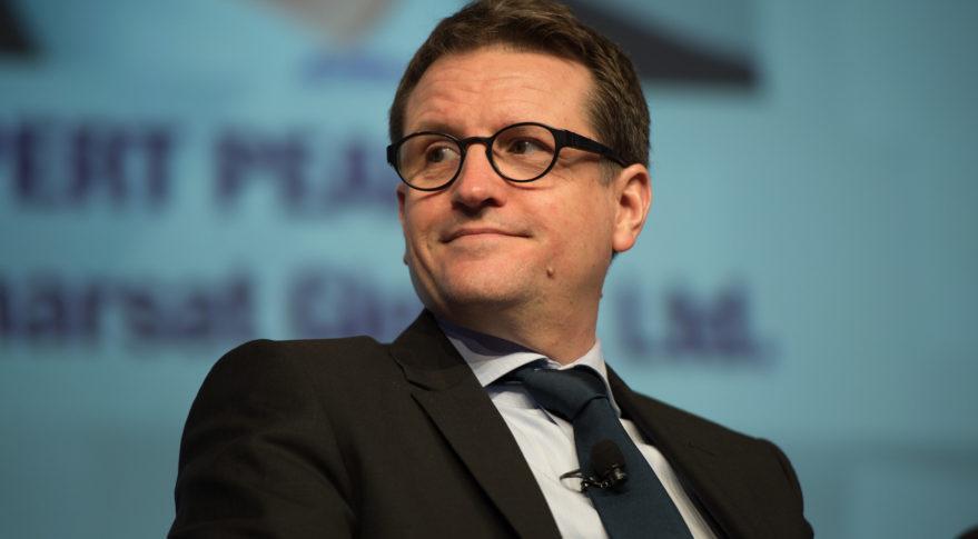 Rodolphe Belmer Eutelsat