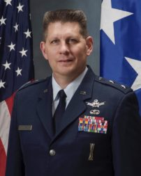 Maj. Gen. David Thompson