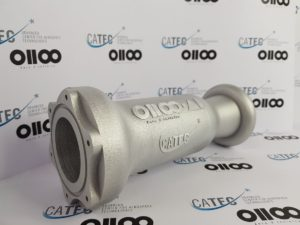 zero 2 infinity gets 3d printed engine part for bloostar launch vehicle
