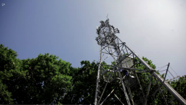 EAN Tower Inmarsat