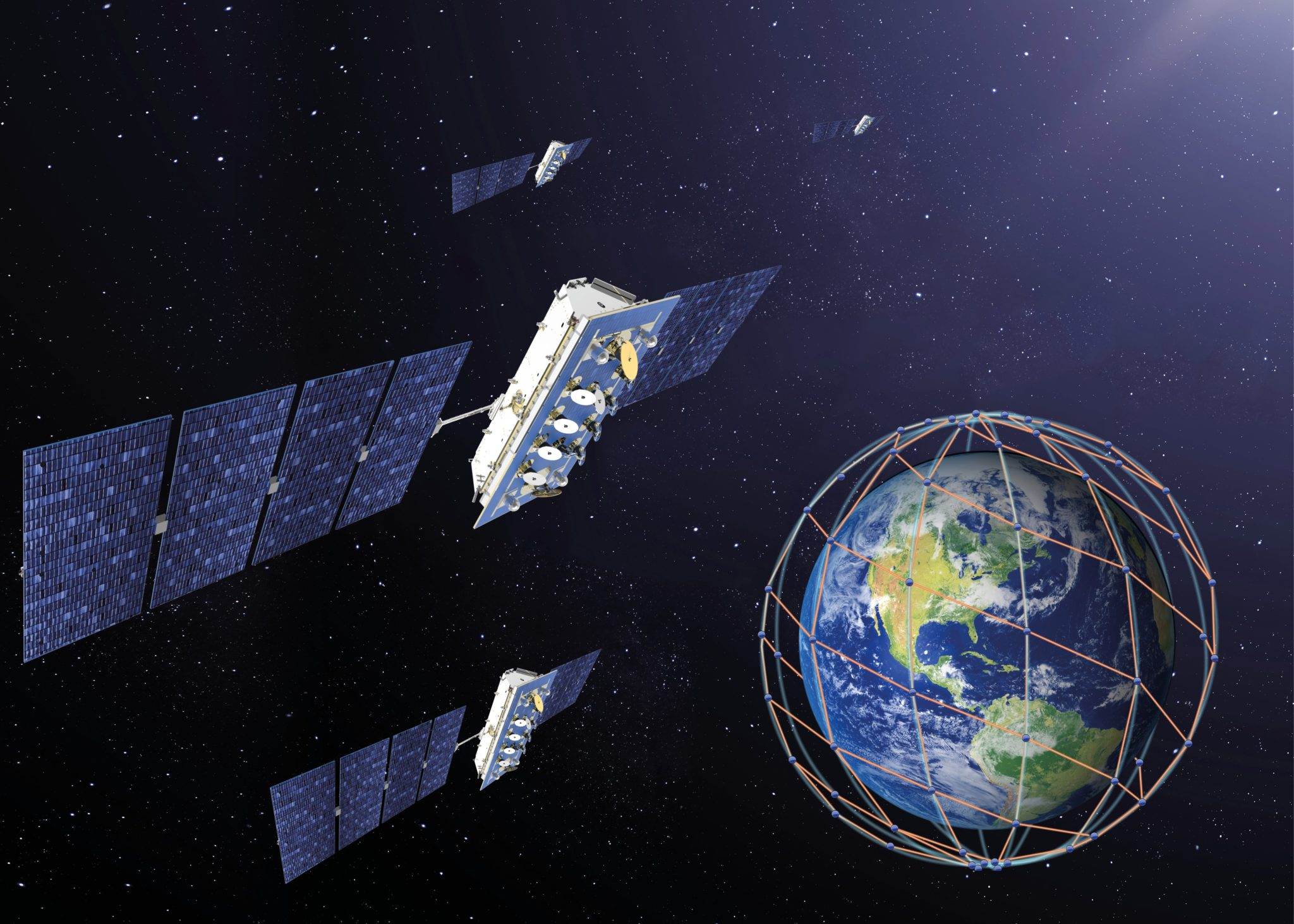 Satellite Data System 3