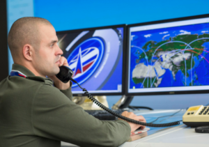 Russia MOD Space Center