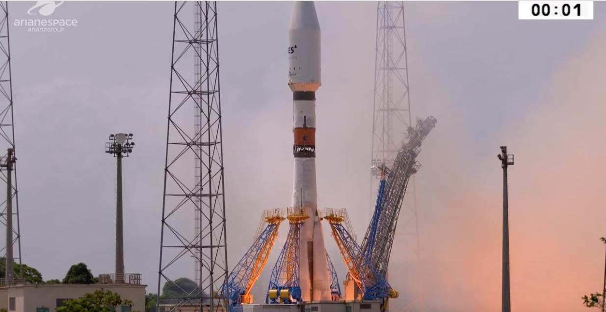 Arianespace Soyuz O3b 13-16