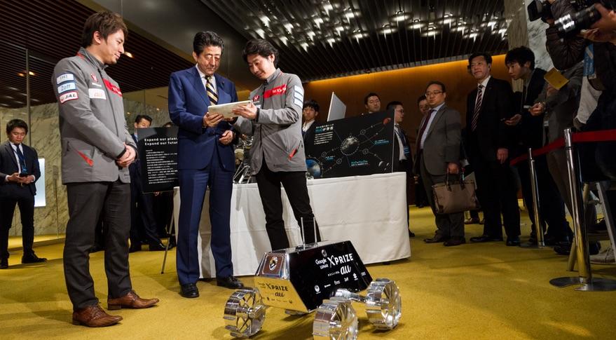 Abe ispace Hakamada