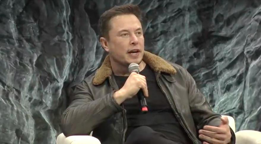 Musk SXSW