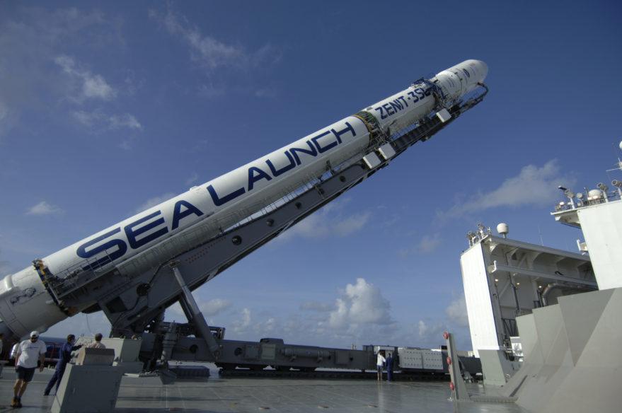 Zenit Sea Launch Odyssey