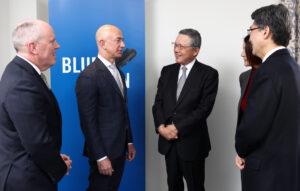 Blue Origin Jsat New Glenn