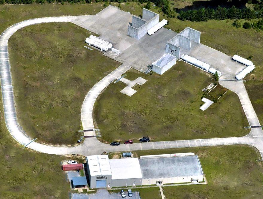 E-4 test complex